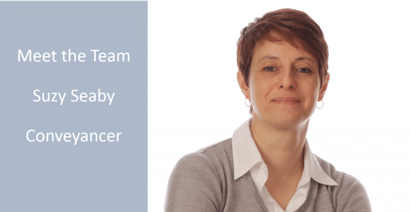 Staff Profile: Suzy Seaby