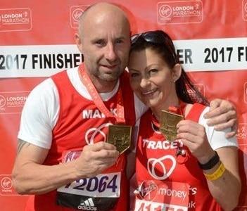 Tracey Smashes London Marathon Target