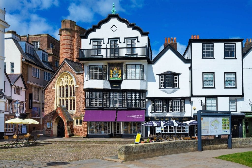 commercial property exeter