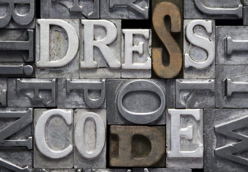 Dress Codes and Sex Discrimination