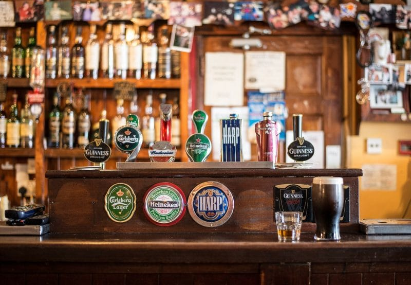 WBW Sponsors of 'Best Pub Award'