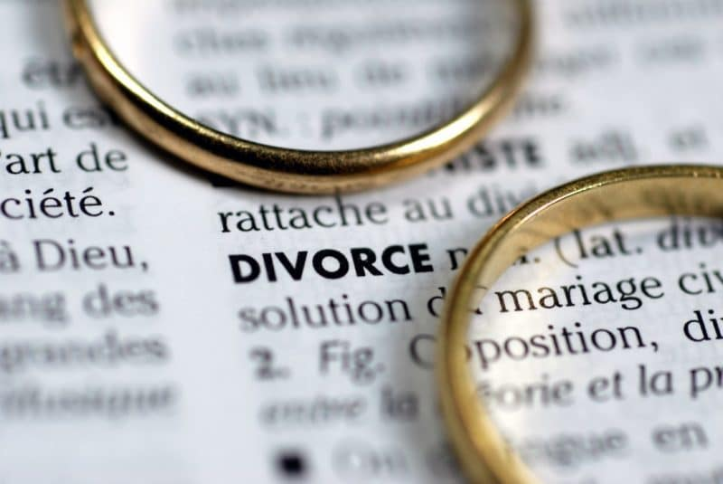 Time for 'no fault' divorce?