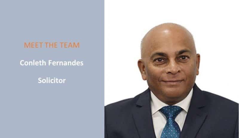 Staff Profile: Conleth Fernandes