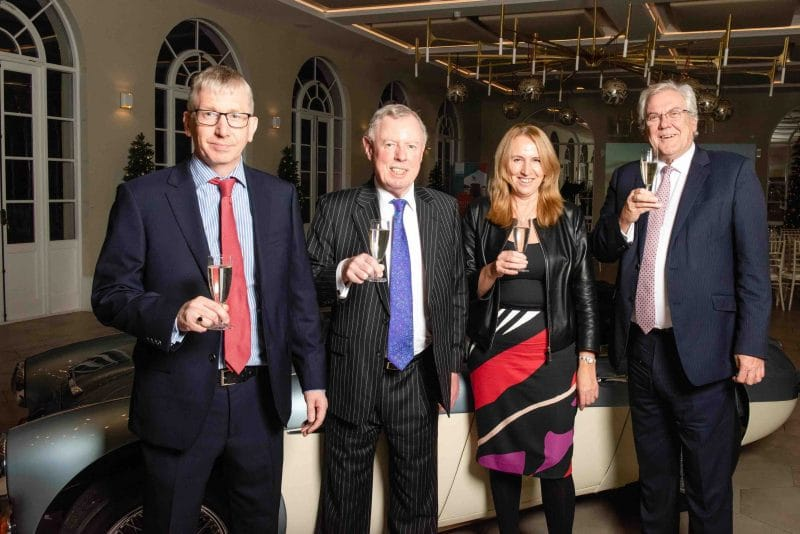WBW raises a glass to celebrate merger with Ford Simey LLP
