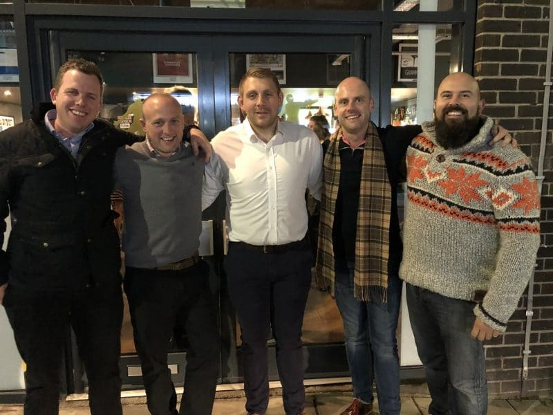 WBW Solicitors act for Exeter's new Irish sports bar – The Stand Off