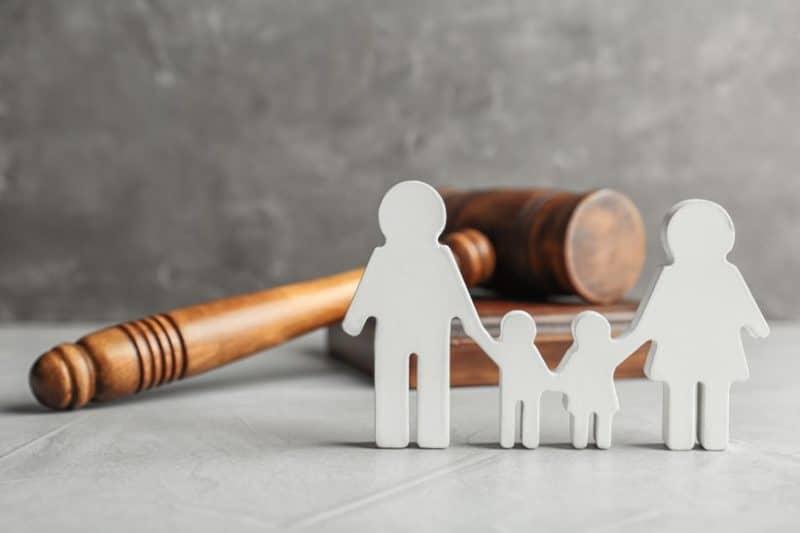 Who has parental responsibility?