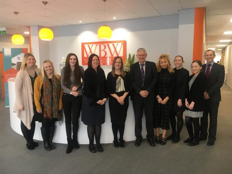 WBW's Torquay Office Raising Money for Torbay Holiday Helpers Network