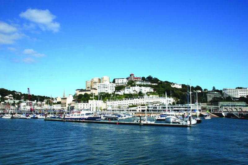 Torquay Harbour Low Res