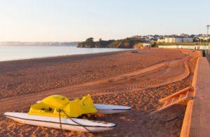 Goodrington Beach Paignton