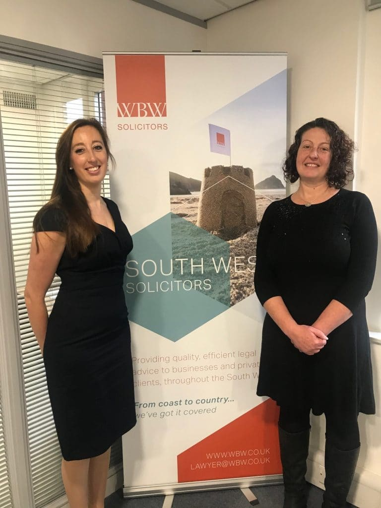 Laura Brutti and Susannah Bower, both Tax and Trust Specialists, have been promoted to Partners at WBW