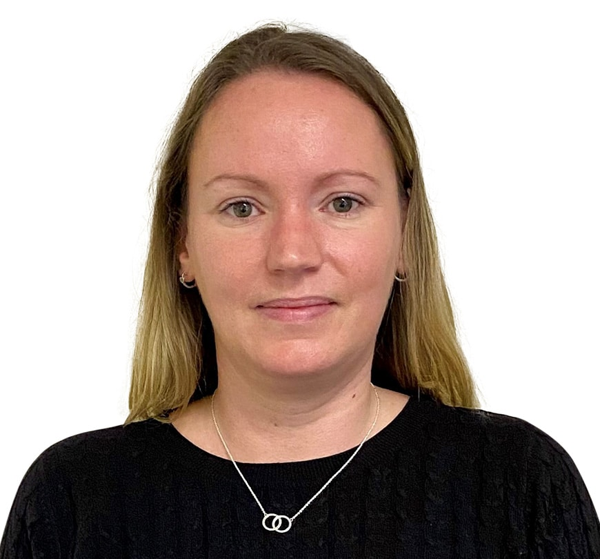 Residential conveyancer Rachael Jones