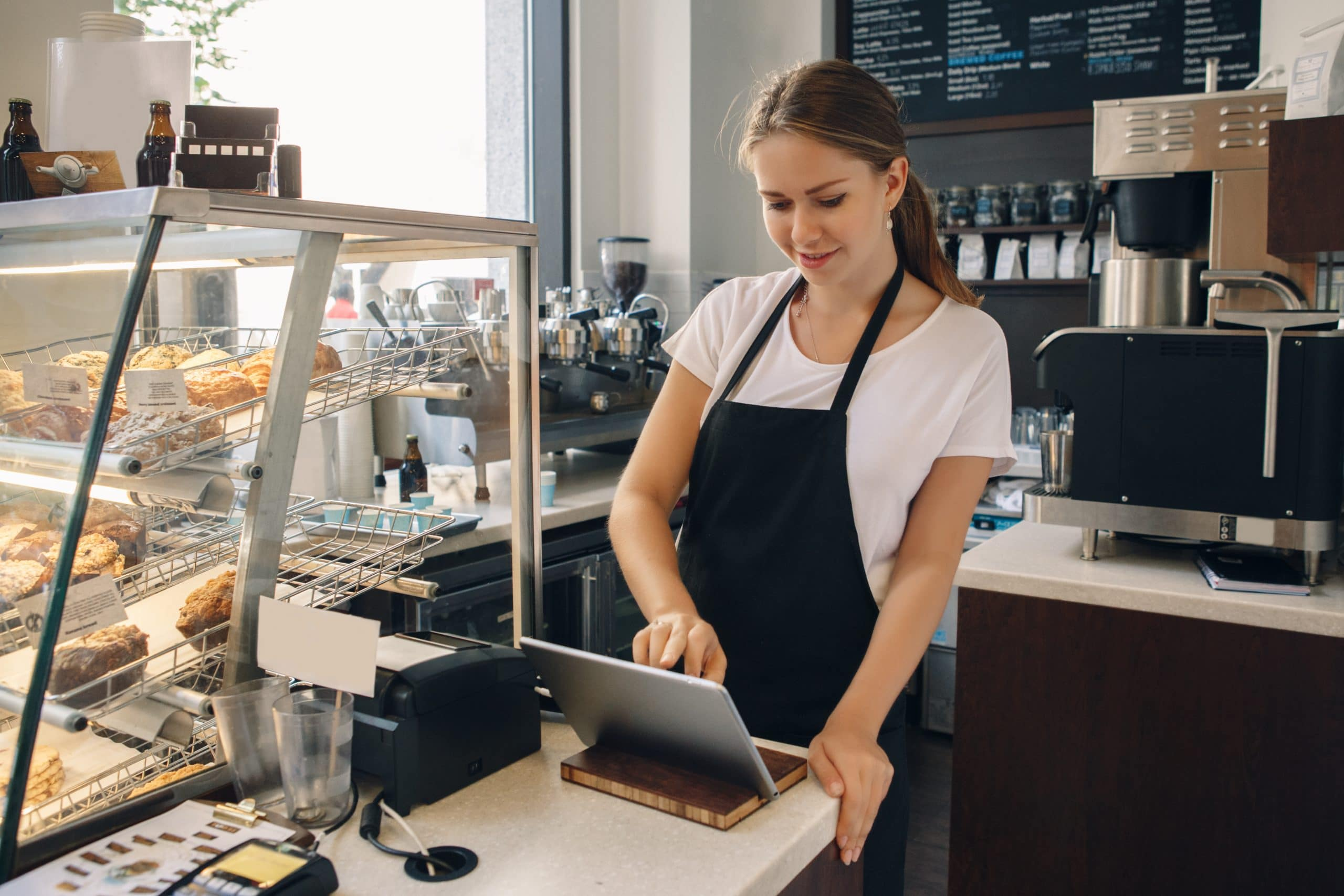 small business coffee shop